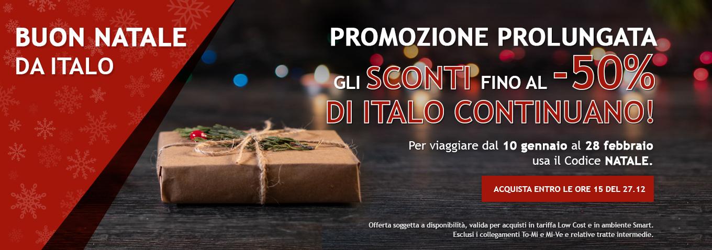 Italo – Buon Natale da Italo